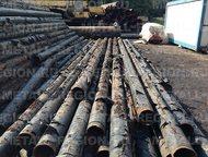 продам металлические трубы бу 219х14 ц/т, вода, пленка, свая  325х5-6 п/ш, нефть, вода, пленка  426х6-7 п/ш, нефть, пленка  530х10 харциз, нефть, плен, Ангарск - Строительные материалы