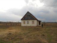 Продается недостроенный дом Продается одноэтажный недостроенный дом из гипсовых блоков, обложенный силикатным кирпичом, расположенный на земельном уча, Арзамас - Купить дом