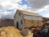Продается новый строящийся дом Продается новый строящийся дом, расположенный на ул. Куприна. Площадь дома 140 квм, два этажа: на первом зал, кухня, ко, Арзамас - Купить дом