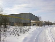 Продается тёплый металлический ангар 1076,8 кв, м Продается тёплый металлический ангар, общей пл. 1076, 8 кв. м с пристроим под офисные помещения, пл., Арзамас - Коммерческая недвижимость