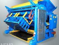 Передвижной вибропресс УПБ-ПБ для производства перемычек брусковых Передвижной вибропресс для производства перемычек УПБ-ПБ - оборудование для изготов, Астрахань - Недвижимость - разное