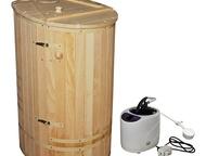 Приобрети кедровую фитобочку Большой выбор фитобочек из алтайского кедра от производителя из Алтая. Больше 30-ти моделей, свое производство, гарантия , Барнаул - Разное