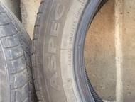 Барнаул: Продам летние шины R17/215/60 Продам летние шины yokohama aspec (япония)17/215/60 износ 40% 4 шт. Торг на месте