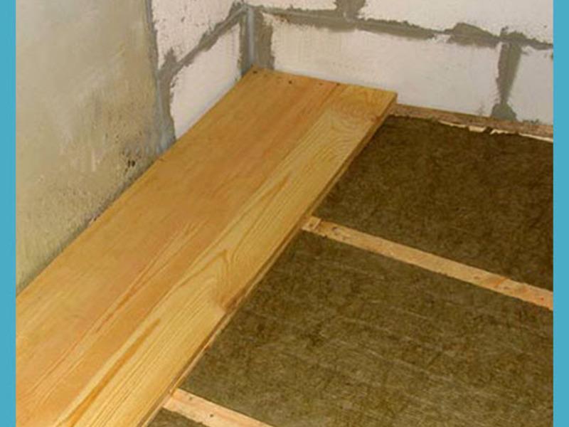 Ремонт деревянных полов, монтаж нового или в барнауле.