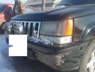 Бийск: Jeep Cherokee чёрный 1995 г Автомобиль находится в Бийске, левый руль, ходовка на хорошо. Есть проблема с электрикой, нет искры ! По документам авто у