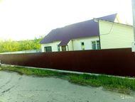 Бийск: Дом в Лесном Бийского района Дом построен в 2014 году! Строил для себя, но приходится продать жилой дом в живописном месте села Лесное Бийского района