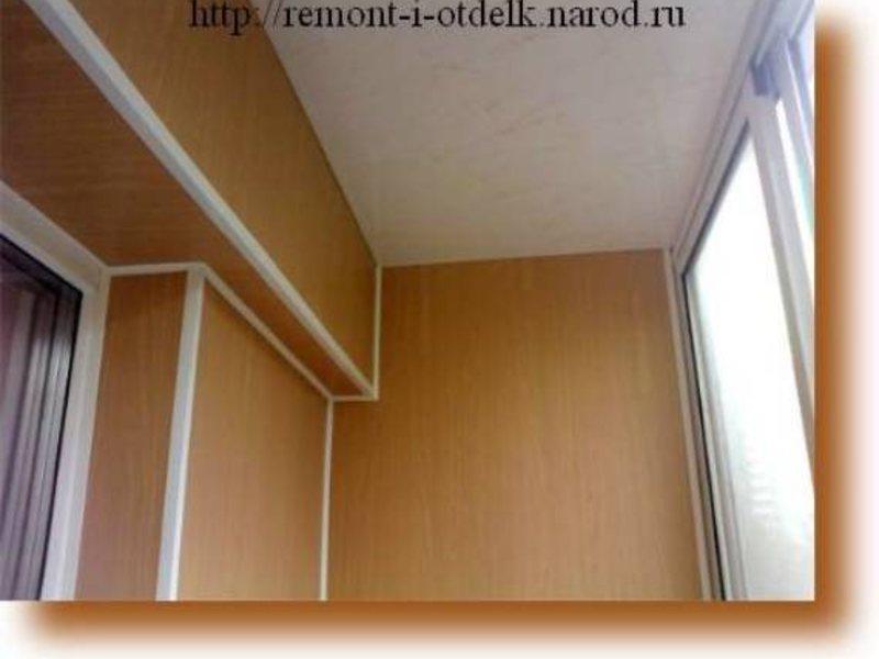 Оздоблення балкона пластиковими панелями: особливості облицю.