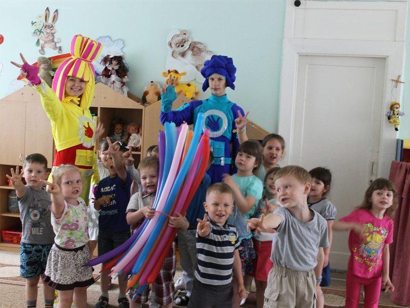 Аниматоры на детский праздник г бронницы Аниматоры Богородское шоссе