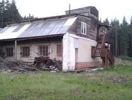 Златоуст: Продам производственное помещение Производственное помещение расположено в п. Веселовка. Цех площадью 713 кв. м. и административное здание площадью 15