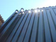Егорьевск: Столбы заборные металлические Реализуем столбы заборные металлические в ассортименте . разной формы , высоты и диаметра . Только у нас бесплатная дост