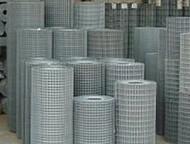 Егорьевск: Сварные сетки реализуем сетки сварные в картах и рулонах. Используются в стяжке пола и стен. Так же можно использовать как заборную сетку . Размеры ра