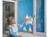 Гатчина: «Дизайнстрой СПБ» ООО Производство, монтаж и отделка металлопластиковых окон, дверей, балконов и лоджий любой конфигурации (профиль veka, rehau, ivape