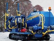 Хабаровск: горизонтально-направленного бурения отечественного производства Наши установки предназначены для прокладки различных видов коммуникаций:    водопровод