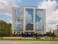 Аренда офисов от 45 м2 в БЦ Опора Предлагаю в аренду площади в новом Бизнес-Центре класса В Опора, расположившегося на 1-й линии воронежского шосс, Хабаровск - Аренда нежилых помещений