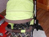 Хабаровск: продам коляску б/у - это зимняя прогулочная коляска, предназначена для детей с 6 месяцев и примерно до 3-х лет (до 18 кг).   Детскую коляску Jetem Cas