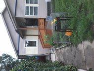Хабаровск: Продам дом Продам 1/2 двух квартирного, панельного обшитого сайдингом с утеплителем дома. Дом 50 квадратных метров, все коммунальные услуги, зал, спал