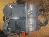 продам коляску для двойни или погодок Коляска Mobility One ExspressDuo -складывается книжкой. 3 положения спинки. б. у, Хабаровск - Детские коляски