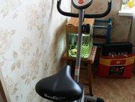 Велотренажер продам Продам велотренажер HouseFit в отличном состоянии. Торг уместен., Хабаровск - Фитнес