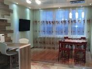 Сдается однокомнатная квартира по адресу Дзержинского 39А Сдается чистая, просторная, светлая квартира. Укомплектована мебелью и необходимой техникой,, Ханты-Мансийск - Снять жилье
