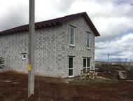 Ижевск: Продам дом Продаётся дом в Ягуле, напротив коттеджного поселка Европа из газобетонных блоков Uniblock. Строился строго по индивидуальному проекту проф