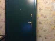 Ижевск: Продам дверь Новую стальную KAS lock фото Дверь входная Железная изготовлена из металла 2 мм , Тепло-шумоизоляция коробки и створки , открывание левое