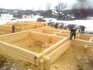 Ижевск: срубы не дорого, проектирование монтаж качественные срубы из кировского леса зимней заготовки. по ценам 2015г. работаем по договору на все виды работ