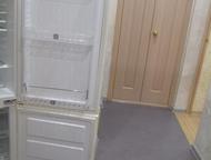 Продам холодильник б/у Продам двухкамерный холодильник Samsung модель RL17MBSW б/у, рабочий в отличном состоянии с документами. Габариты: ШхГхВ 451х54, Ижевск - Холодильники