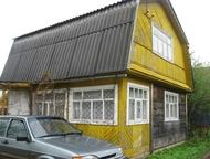 Продам с/о Продаю с/о по Можгинскому тракту в СНТ Энергостроитель. Участок 3, 5 и 1, 5 соток. Дом из бруса с мансардой и верандой, баня, металл. теп, Ижевск - Купить дом
