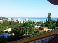 Уютная квартира в центре для Для истинных почитателей Крыма предлагается светлая, уютная двухкомнатная квартира в центре города Ялта. Общая площадь эт, Ялта - Недвижимость - разное