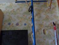 Продам спортивный комплекс Спортивная стенка в хорошем состояние.   Турник, шведская стенка, кольца, канат и верёвочная лестница. Устанавливается на р, Каменск-Уральский - Спортивный инвентарь