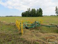 Грабли-ворошилки ГВВ (8 и 9 колесные) Грабли ворошилки валкообразователи ГВВ-6, 0 предназначены для сгребания провяленной травы из прокосов в валки, в, Кемерово - Спецтехника