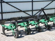 Кемерово: Окучиватель навесной трёх и пяти корпусной Продам Процесс окучивания необходим для выращивания различных сельскохозяйственных культур. Благодаря этому