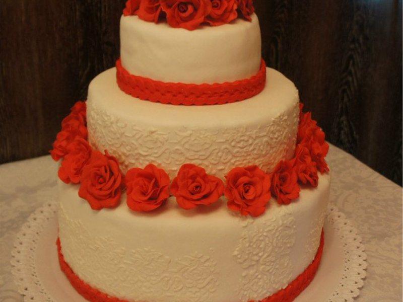 Свадебные торты фото и цены г.краснодар