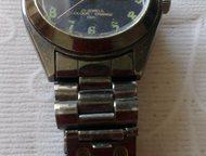 Часы наручные мужские механические oreintex Япония Часы наручные мужские механические марки Oreintex Made in Japan 25 Jewels Colour change c браслетом, Красноярск - Часы