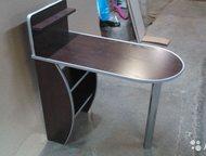 Красноярск: Столы кухонные Столы кухонные. Красивые и оригинальные кухонные столы. Размеры ширина 50см, высота 80 см, длина 1метр. Отлично подойдут для небольших