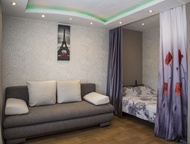 Красноярск: Сдам квартиру на 78 Добровольческой бригады, 11 посуточно Великолепная 1-комнатная квартира в тихом, спокойном районе Красноярска. Прекрасный вид из о