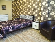 Красноярск: Квартира посуточно бизнес класса Новая роскошная квартира с уникальным дизайнерским ремонтом расположена в тихом уютном районе с полноценной экономиче