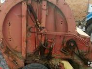 Красноярск: Пресс-подборщик пр-750 Пресс в хорошем состоянии, полностью готов к работе. Масса рулона в среднем 500 кг. Электрическая подача нитки.