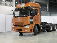 FAW J6 CA 4250P66 МодельCA 4250P66  K24T1A1E4  Тип кабиныFAW J6  РазмерыДлина (мм)7 345  РазмерыШирина (мм)2 495  РазмерыВысота (мм)3 560  Кол, Красноярск - Бескапотный тягач