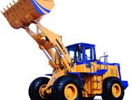 Красноярск: Фронтальный погрузчик Lonking CDM 855 Рабочий вес, кг16600 ± 300кг  Номинальная грузоподъёмность5000кг.   Размер колес23. 5-25 L-3 16PR TT  Время о