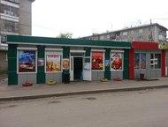Сдам павильон на Воронова Сдам продуктовый павильон, 50 м2, обложенный брусчаткой. Все оборудование в собственности: морозильная камера - 3 шт. , витр, Красноярск - Аренда нежилых помещений