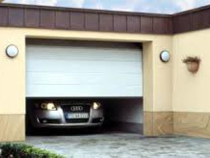 гаражные ворота алютех в пскове