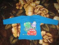 кофта детская Для мальчика 3-4 лет, Ленинск-Кузнецкий - Детская одежда
