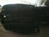 Норковая шуба Продам норковую шубу, капушон, по бокам разрезы, подвески, и пуговка из серебра. ТОРГ., Ленинск-Кузнецкий - Женская одежда