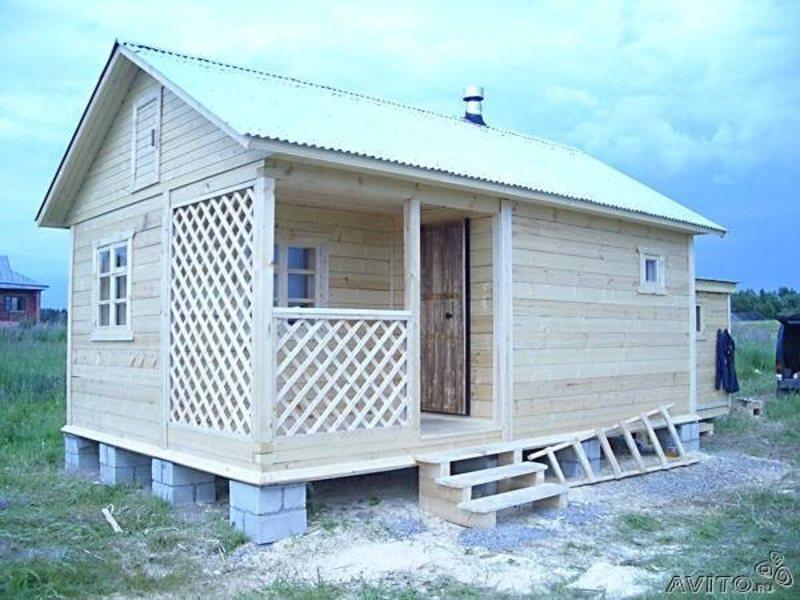 Сборный дачный домик своими руками недорого 20