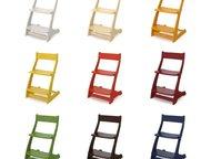Москва: Стул растущий, Аналог Tripp Trapp и Kotokota Предлагаем универсальный, регулируемый стул - аналог известного детского стула Tripp Trapp из Норвегии, п