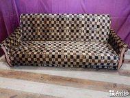 Москва: Диваны книжка новые доставка день в день Акция-до 30 Ноября  Фабричный новый диван-книжка  Недорогой, качественный и удобный.   * * * Каркас: массив д