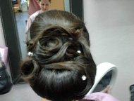 Москва: Услуги парикмахера Предлагаю услуги парикмахера: от детской стрижки до свадебной прически, окрашивание, мелирование, химическую завивку волос, коррекц