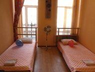 Недорогой хостел Геральда Хостел — недорогой вариант для проживания для тех, кто не хочет переплачивать за ненужные услуги, кто любит удобство и прост, Москва - Гостиницы, отели