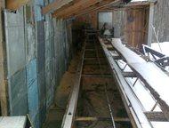 Ульяновск: пресс для склейки бруса Продаём пресс для склейки бруса – самодельный .   общая длина L = 7м. ,   рабочая зона (ширина) Н = 1, 3м.   усилие прижатия =